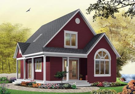 House Plan 65394