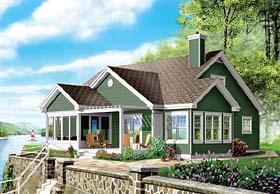House Plan 65399