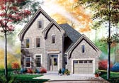Plan Number 65405 - 1644 Square Feet