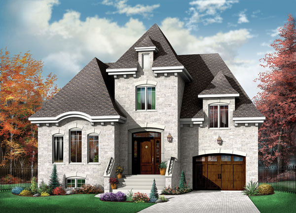 House Plan 65412 At