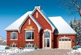 House Plan 65414