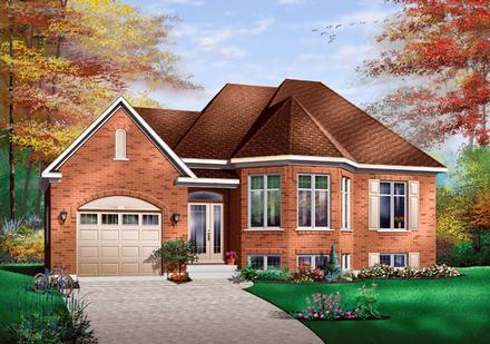 House Plan 65415