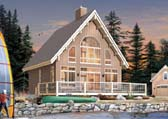 House Plan 65446