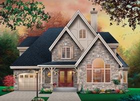 House Plan 65471