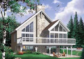House Plan 65480