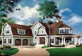 Plan Number 65485 - 4075 Square Feet