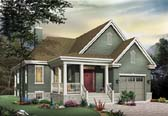 House Plan 65492