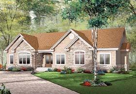 House Plan 65493