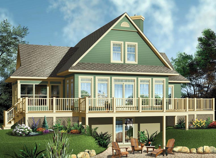 House Plan at FamilyHomePlans
