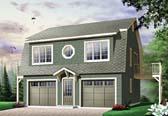 Garage Plan 65516