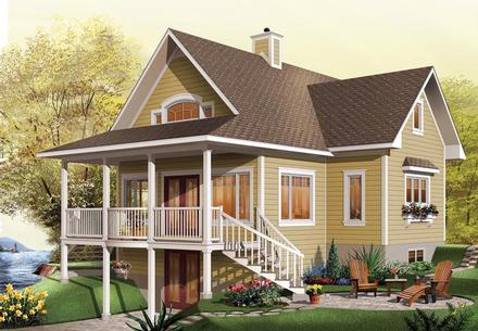House Plan 65517