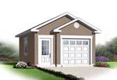 Garage Plan 65525