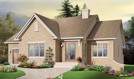 House Plan 65542