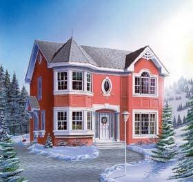 House Plan 65573
