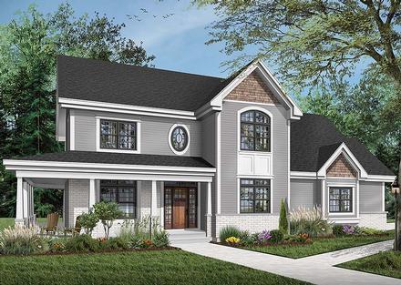 House Plan 65575