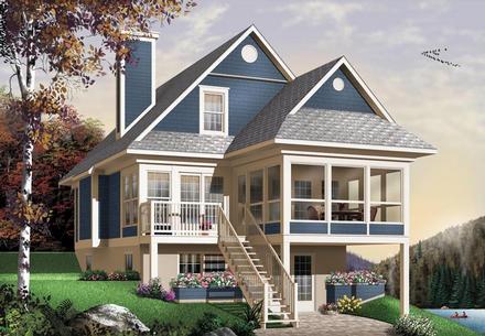 House Plan 65576