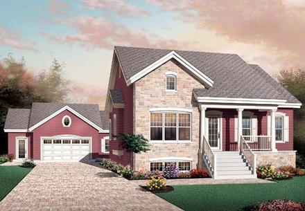House Plan 65592