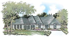 House Plan 65607