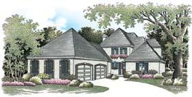 House Plan 65608