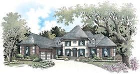 House Plan 65610