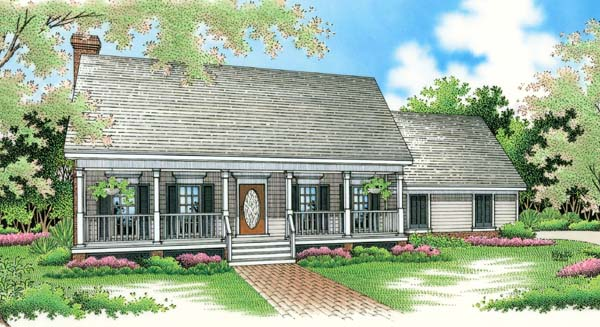 Raised Southern Cottage House Plans on raised ranch front porch designs, southern greek revival house plans, coastal bungalow house plans, beaufort style house plans, coastal living house plans, creole cottage plans, raised beach house, southern style house plans,