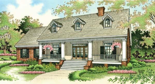 House Plan 65622 at FamilyHomePlanscom