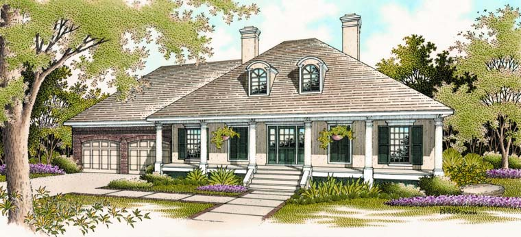 House Plan 65625 At