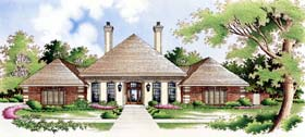 House Plan 65627