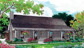 House Plan 65638