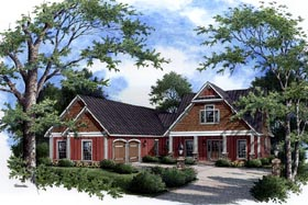 House Plan 65642