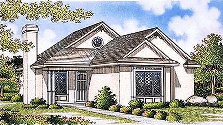 House Plan 65643