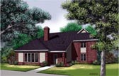 Plan Number 65702 - 2654 Square Feet