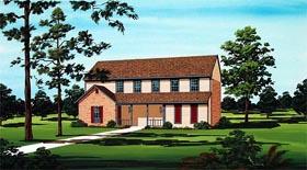 House Plan 65719