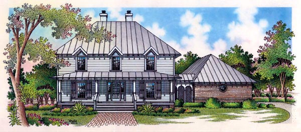 Country House Plan 65793