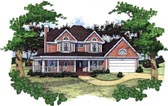 House Plan 65805