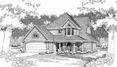 Plan Number 65807 - 1792 Square Feet