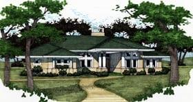 House Plan 65810