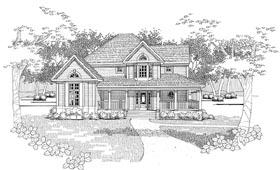 House Plan 65819