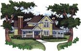 House Plan 65820