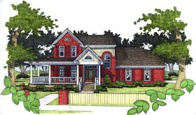 House Plan 65822