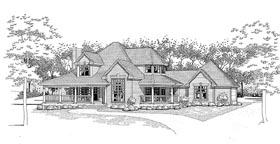 House Plan 65830