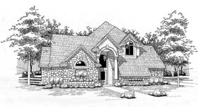 House Plan 65850