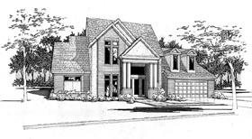 House Plan 65854