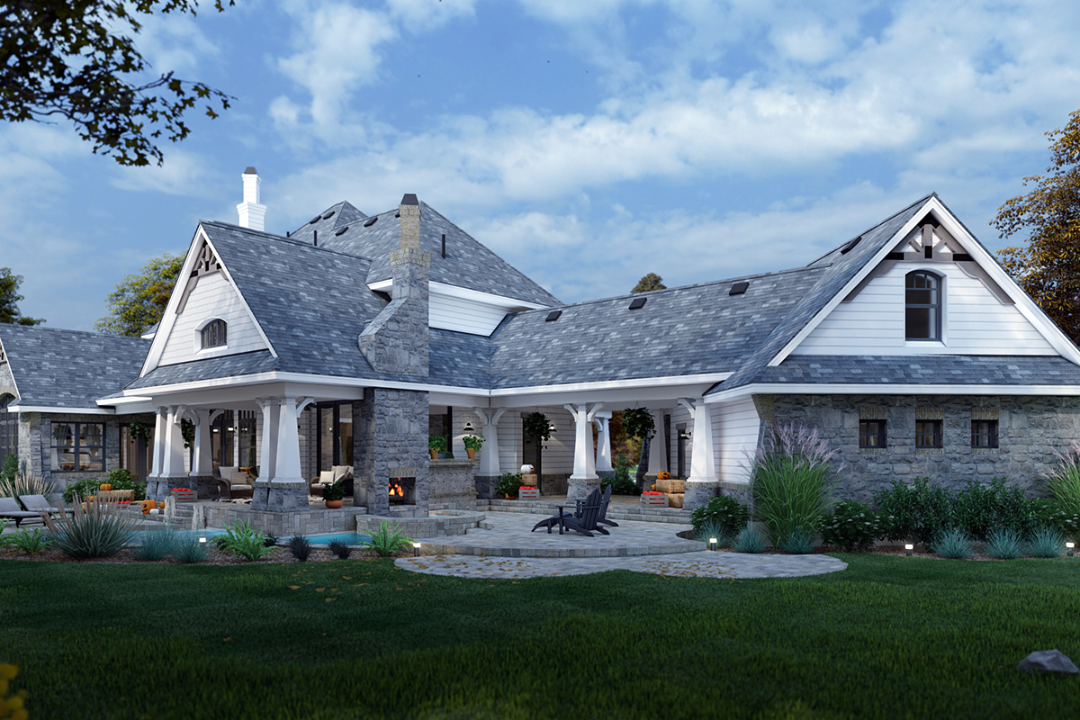 House Plan 65872 At