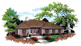 House Plan 65902