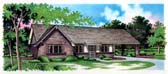 House Plan 65915