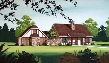 House Plan 65921