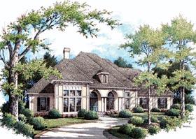 House Plan 65932