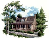 House plan 65746 at for Breland homes floor plans