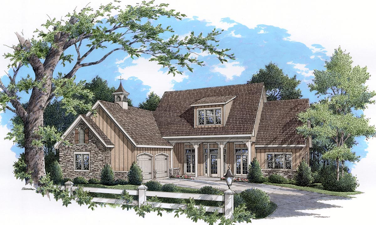 House Plan 65965 At